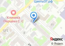 Компания «СДЮСШОР №7» на карте