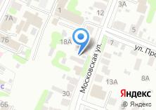 Компания «Центр занятости населения г. Иваново» на карте