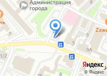 Компания «НАША ТЕХНИКА» на карте