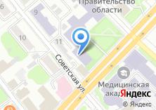 Компания «Ивановский государственный химико-технологический университет» на карте
