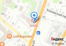 Компания «Строящийся жилой дом по ул. Лежневская» на карте