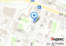 Компания «Парикмахерская на Московской» на карте