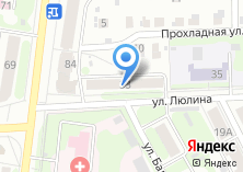 Компания «Федерация спортивного пэйнтбола» на карте