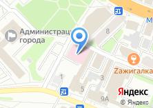 Компания «ПУЛЬС 37» на карте