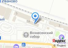 Компания «Автостекла BITSTOP» на карте