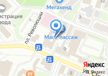 Компания «EXPERT» на карте