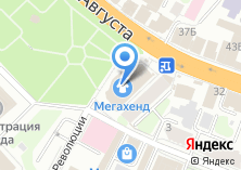 Компания «Строящееся административное здание по ул. Революции площадь» на карте