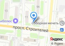 Компания «Антоновка» на карте