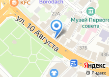 Компания «Цветторг» на карте