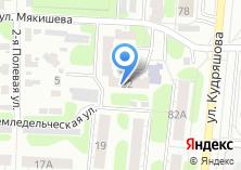 Компания «Детская библиотека №2» на карте