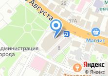 Компания «Спутник+» на карте