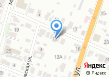 Компания «Гидро-защита» на карте