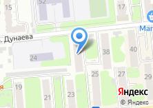 Компания «Таксолет» на карте