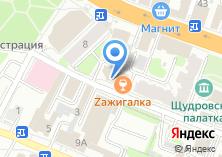 Компания «M-Studio» на карте