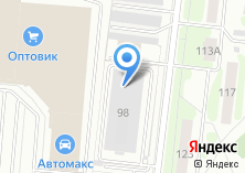 Компания «Тетрис-авто» на карте