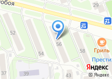 Компания «Бар 24» на карте