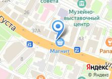 Компания «Паркетный мастер» на карте