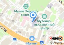 Компания «Детская музыкальная школа №4» на карте