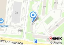 Компания «Учитель-3» на карте