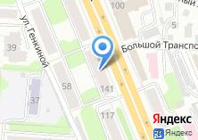 Компания «Орион Сервис» на карте