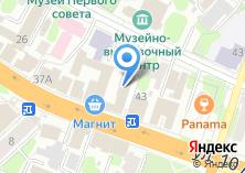 Компания «Катания» на карте