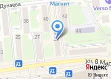 Компания «Первые Шаги» на карте