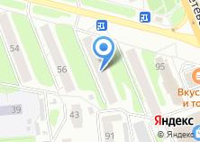 Компания «КАК РАЗ» на карте