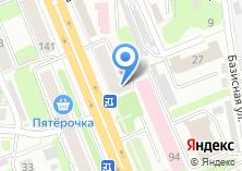Компания «Текстиль Комплект Сервис» на карте