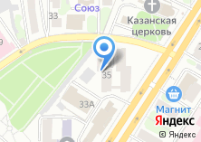 Компания «Общежитие ИГТА» на карте