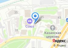 Компания «Нотариус Захарова Н.С» на карте