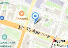 Компания «Slanovskiy» на карте