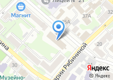 Компания «Управление Роскомнадзора по Ивановской области» на карте