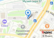 Компания «Бобры база отдыха» на карте