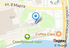 Компания «ДЖЕМ ТУР» на карте