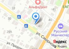 Компания «Монитор плюс» на карте
