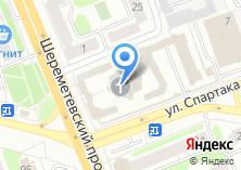 Компания «Свято-Введенский женский монастырь» на карте