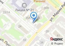 Компания «НеоВэй» на карте