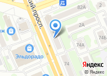 Компания «МиСтас» на карте