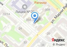 Компания «НВ-сервис» на карте