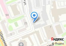 Компания «ЛУРТЕКС» на карте