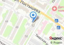 Компания «Ивановский районный суд» на карте