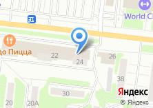 Компания «Букет чувашии» на карте