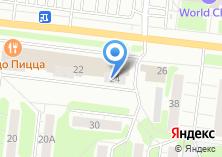 Компания «Энергомаш» на карте