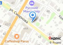 Компания «STELS» на карте