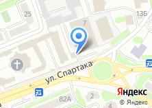 Компания «ИВЕНТ-АГЕНТСТВО КЕКС» на карте