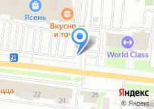 Компания «Автостоянка на пр. Строителей» на карте