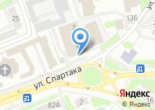 Компания «Сотекс Плюс» на карте