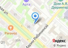 Компания «Свято-Алексеевская Иваново-Вознесенская Православная Духовная семинария» на карте