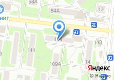 Компания «Кумир» на карте