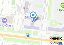 Компания «Оооредмакс» на карте